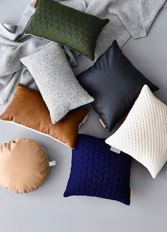 Pillows Give You A Sense Of Security At Home