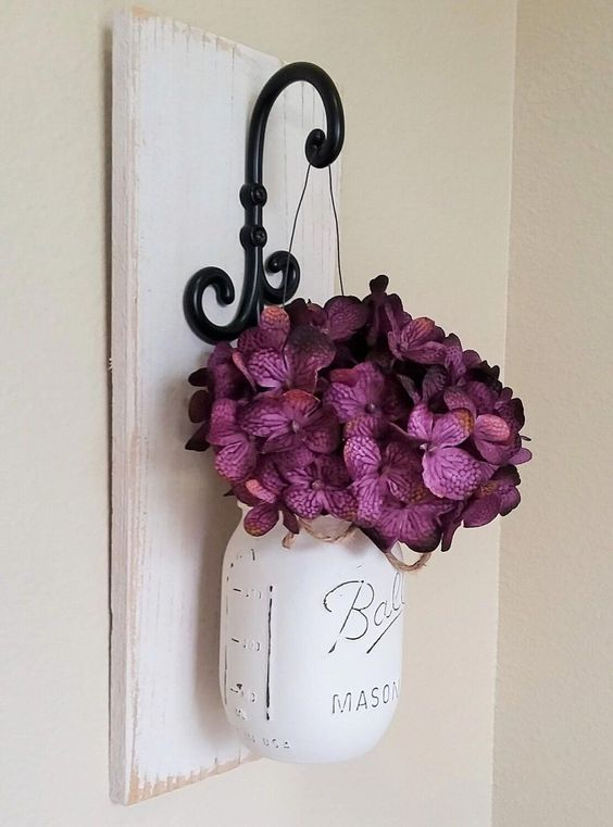 Home decoration, Hanging vase, DIY Productions
