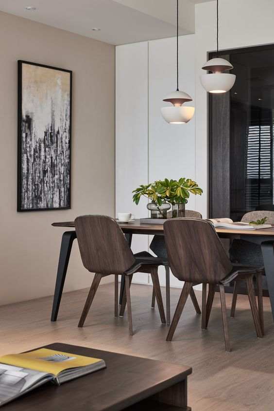 The Nordic style design,Scandinavian style,Nordic style home