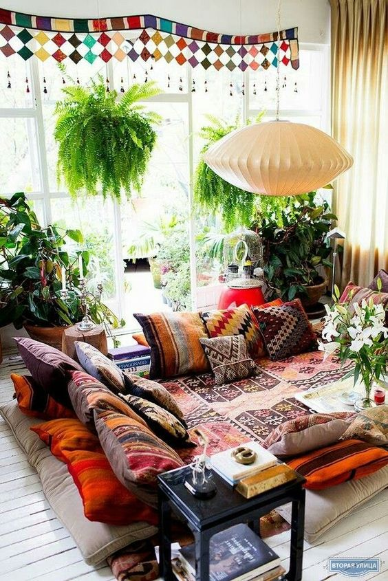 Modern Bohemian Style, Home Decoration