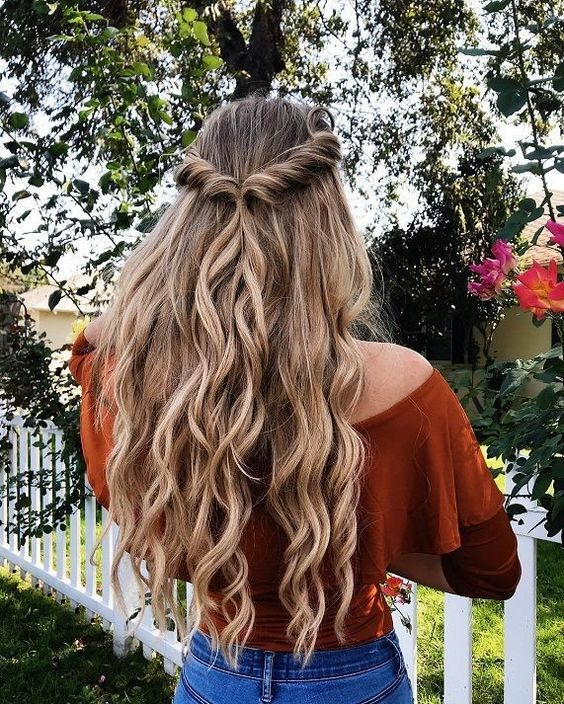 35 Best Hairstyles with Braids You Can Wear any Time Hairstyle Ideas,long hair,beautiful hairstyles