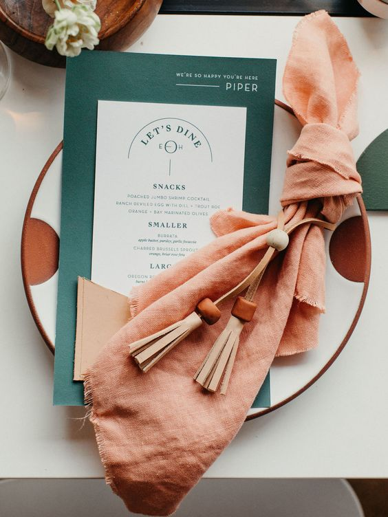 40 Delicate Wedding Details You Need To Know