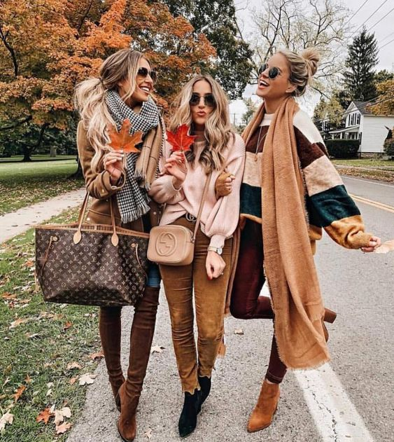 37 Casual and Warm Outfits Accompany You through The Fall outfits , wearing style, autumn outfits,