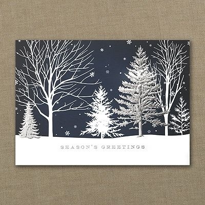 35 beautiful and simple diy Christmas cards you can