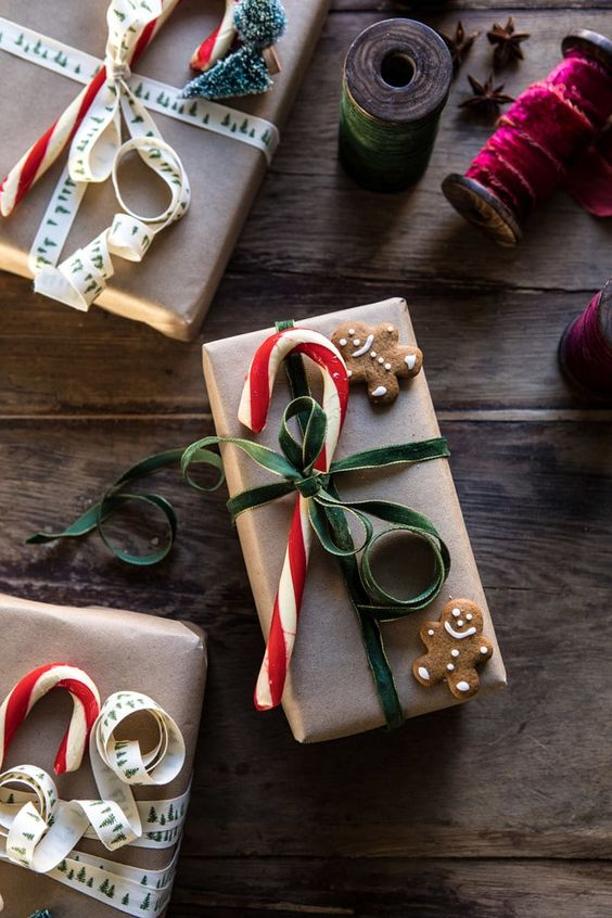 Creative Christmas Wrapping & Packaging Design Christmas Wrapping And Packaging Idea