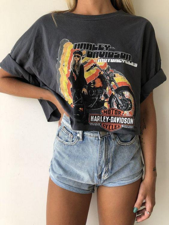 35 Dazzling Summer Casual Outfits Trend in 2020